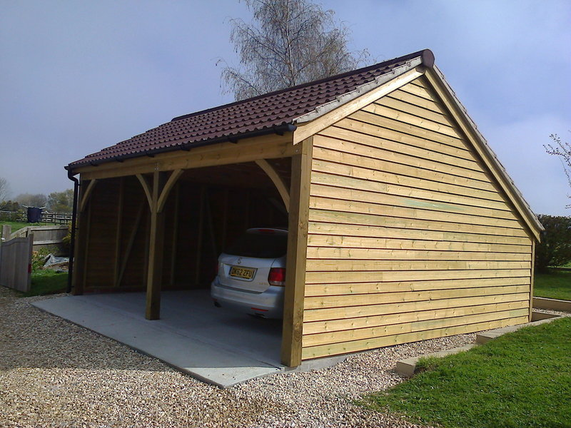 Sparkford timber buildings up to date news for sparkford for Garage ford romans